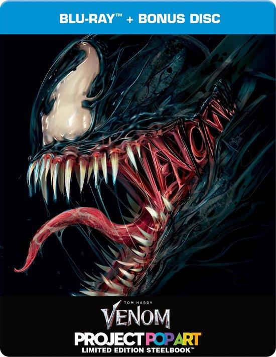 Venom (Blu-ray) (Steelbook) (Limited Edition) (Exclusief bij bol.com)