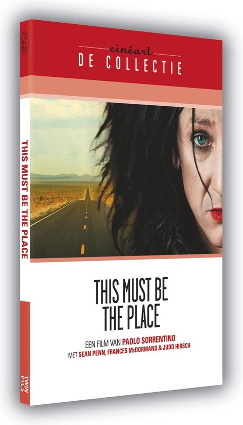 Cover van de film 'This Must Be The Place'