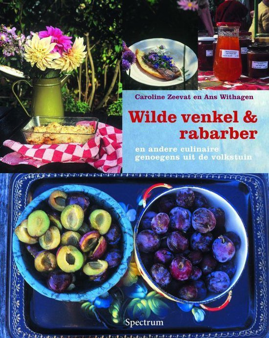 Wilde Venkel & Rabarber - Caroline Zeevat | Readingchampions.org.uk