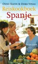 Boek cover Reiskookboek Spanje van O.H. Kleyn (Hardcover)