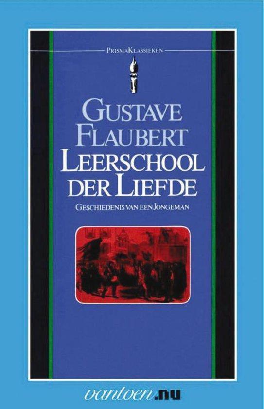 Leerschool der liefde - Gustave Flaubert   Fthsonline.com