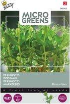 Buzzy® Microgreens, Peashoots