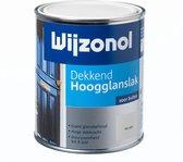 Wijzonol Dekkend Hoogglanslak - 0,75l - 9187 - Korengeel