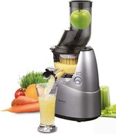 Kuvings Big Mouth - Slowjuicer - Zilver