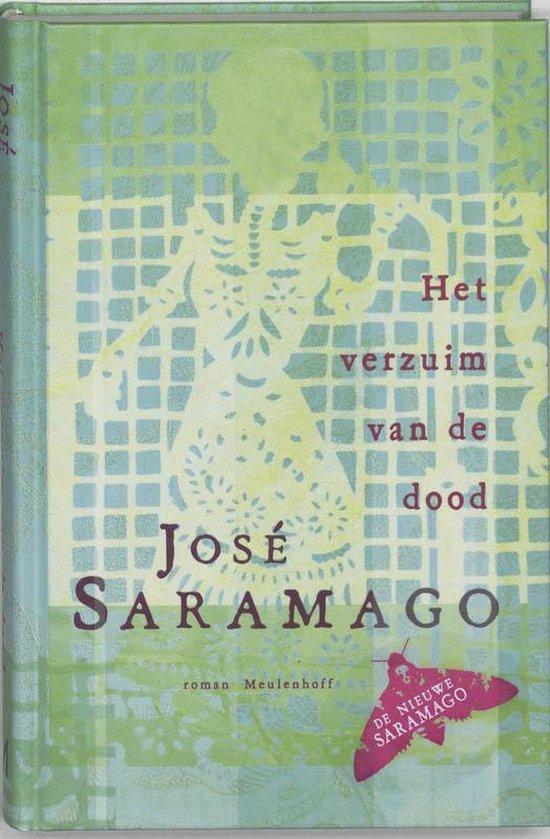 Boek cover Het Verzuim Van De Dood van Jose Saramago (Hardcover)