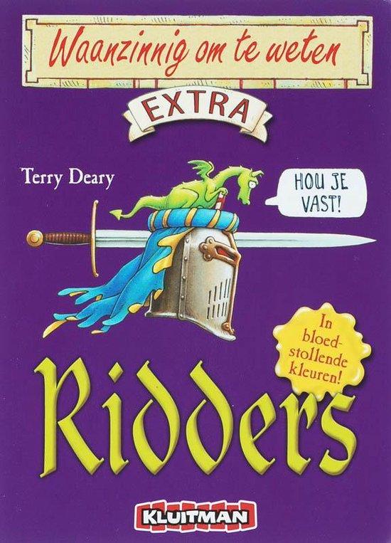 Waanzinnig om te weten - Ridders - Terry Deary |