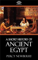 Boek cover A Short History of Ancient Egypt van Percy Newberry