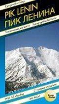 Pik Lenin (Lenin Peak) 1 : 100 000