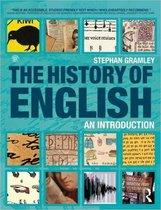 Boek cover The History of English van Stephan Gramley