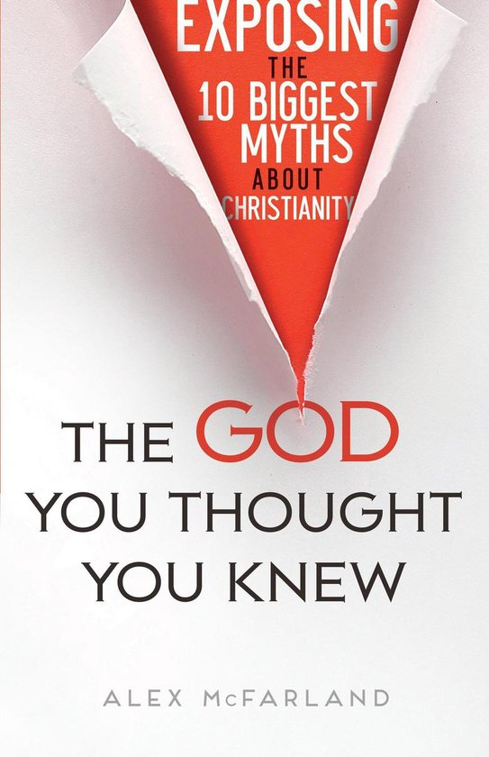 Omslag van The God You Thought You Knew