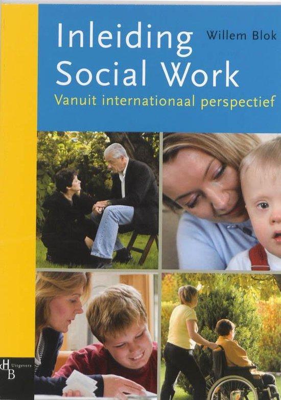 Inleiding Social Work - W. Blok |