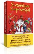 Sinterklaas Surprisespel - pakjesavond partygame - familiespel - 3+