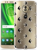 Moto G6 Play hoesje Swallows