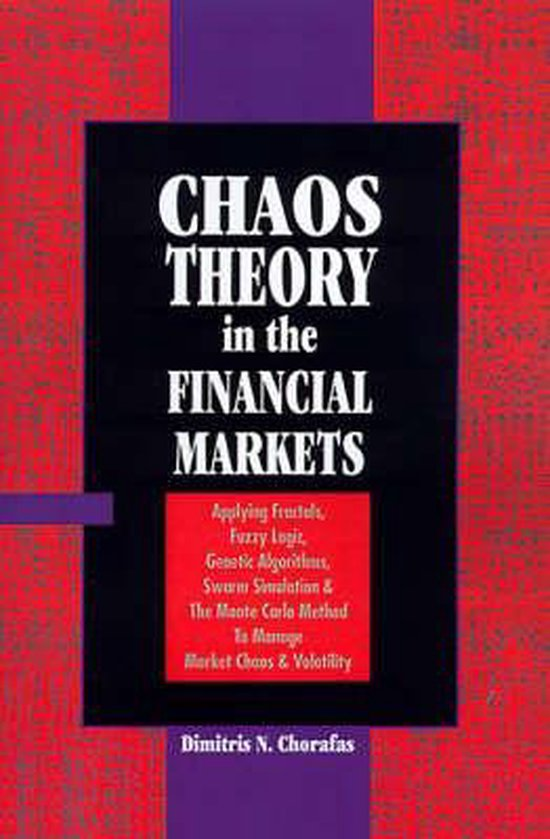 Boek cover Chaos Theory on the Financial Markets van Ditmitris N. Chorafas (Hardcover)