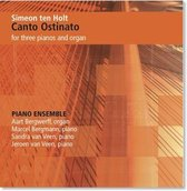 Canto Ostinato For Three Pianos And Organ