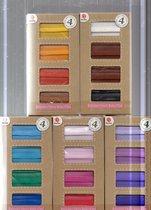 Polymeer afbak klei 20 kleuren 3x7 cm