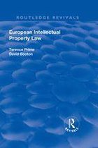 Omslag European Intellectual Property Law