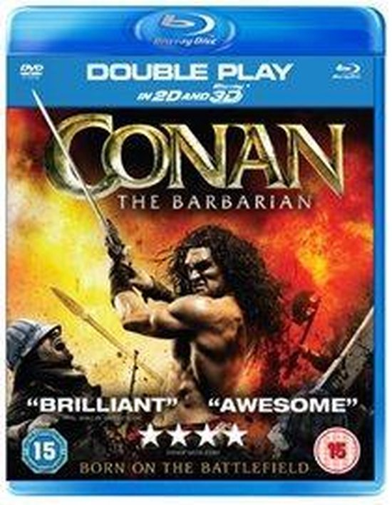 Cover van de film 'Conan'