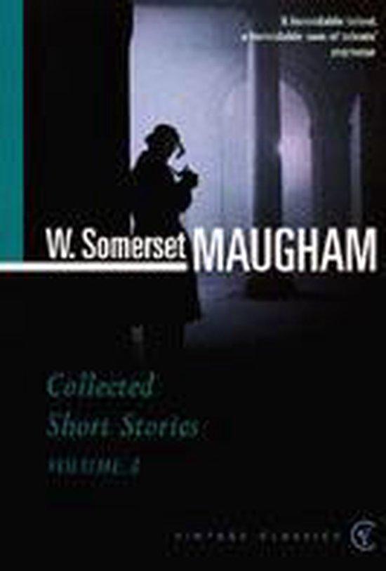 Boek cover Collected Short Stories Volume 3 van W. Somerset Maugham (Paperback)