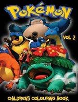 Pokemon Go Colouring Book Vol 2