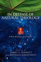 Boek cover In Defense of Natural Theology van