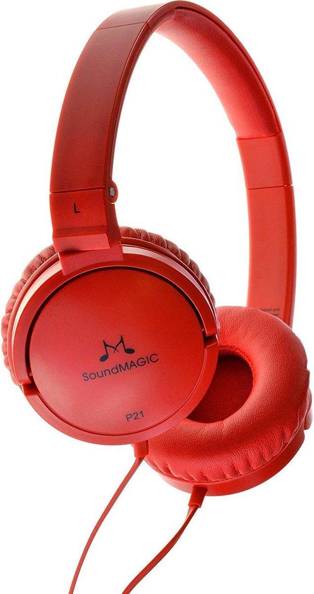 Soundmagic P21 rood