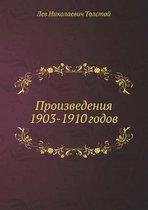 Various Works, 1903-1910