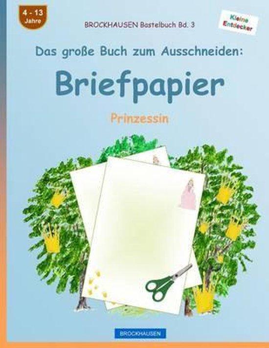 Brockhausen Bastelbuch Band 3 - Das Gro e Buch Zum Ausschneiden