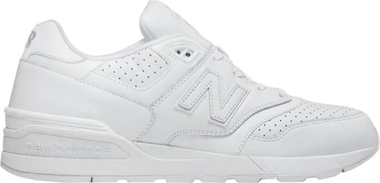 bol.com | New Balance - Heren Sneakers ML597WHL - Wit - Maat ...