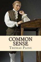 Boek cover Common Sense van Thomas Paine