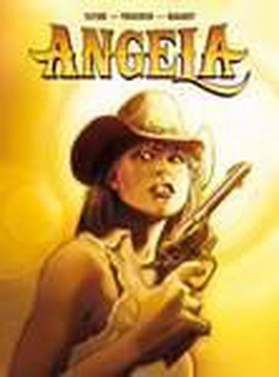 Angela hc01. angela - Olivier Vatine |