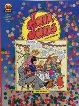 Boek cover Jan Jans en de kinderen dubbeldik 20 jaar feestalbum van Jan Kruis