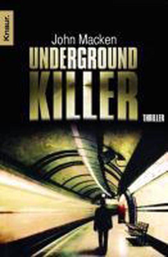 Omslag van Underground-Killer