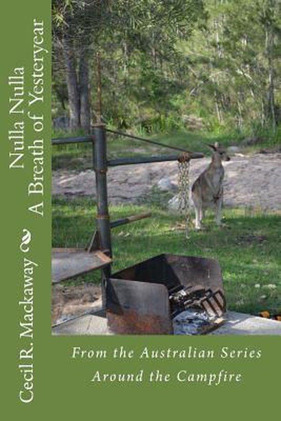 Boek cover Nulla Nulla van Mr Cecil Roy Mackaway (Paperback)