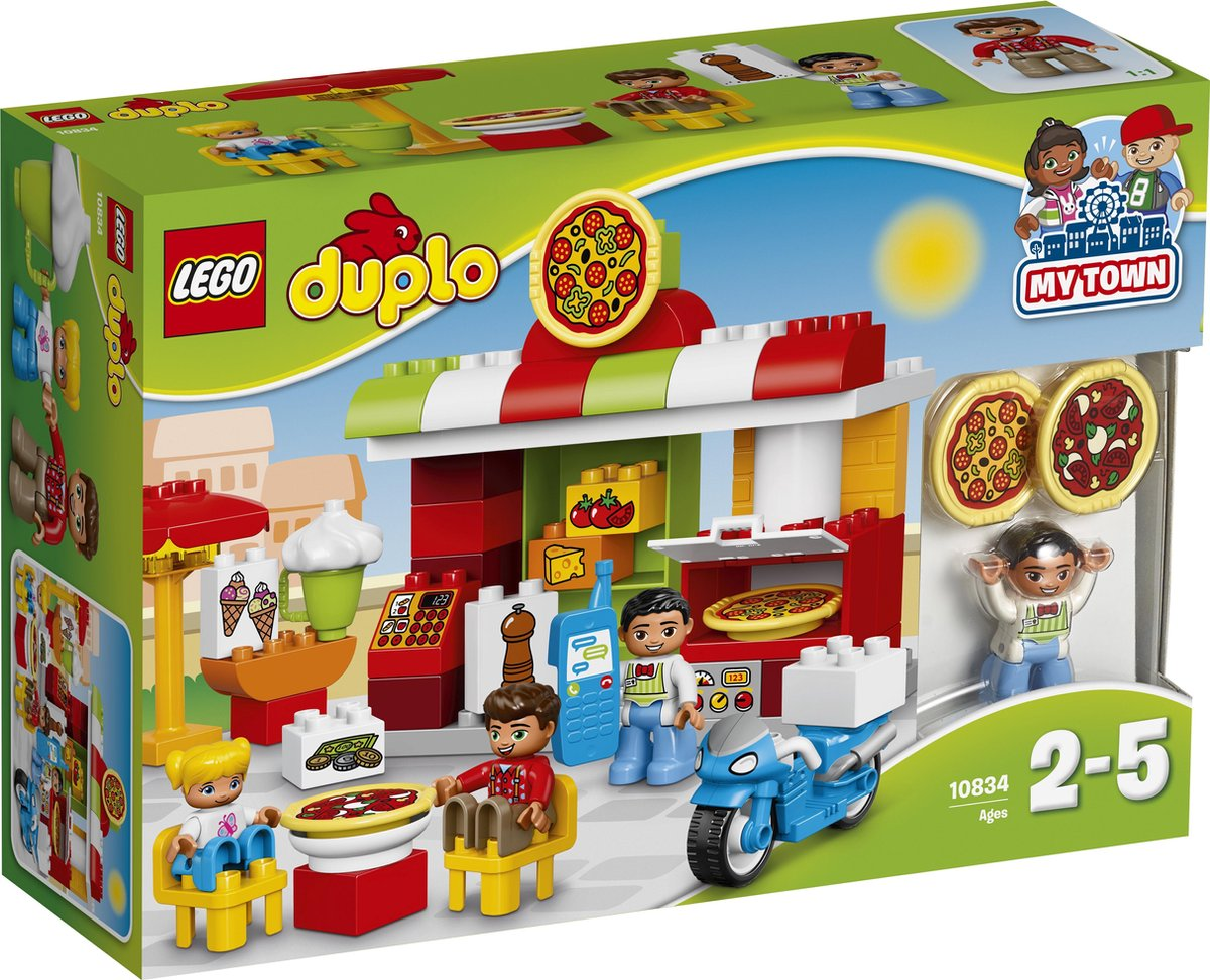 LEGO DUPLO 10834 - Pizzeria