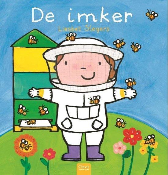 Boek cover De imker van Liesbet Slegers (Hardcover)