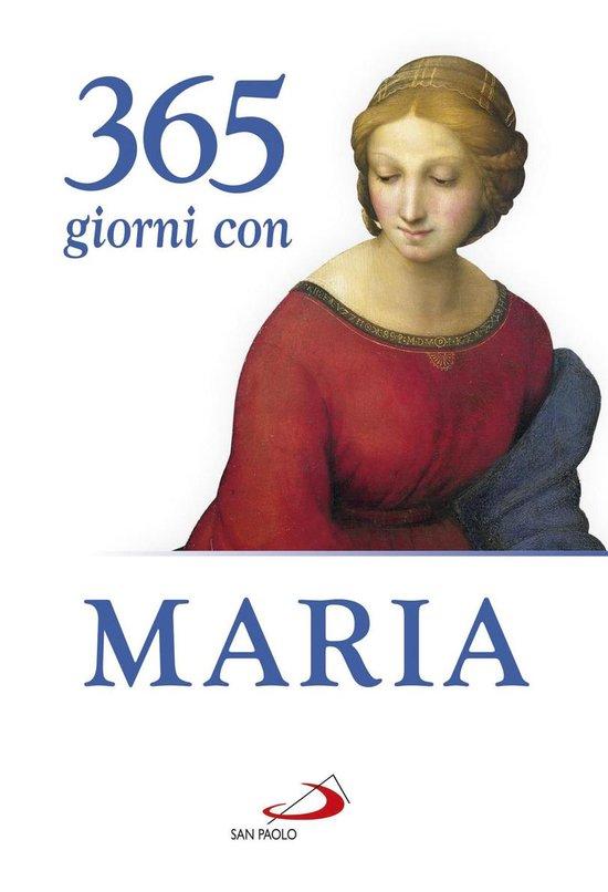 Boek cover 365 giorni con Maria van Luca Crippa (Onbekend)