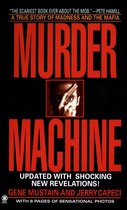 Boek cover Murder Machine van Gene Mustain
