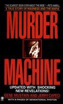 Boek cover Murder Machine van Gene Mustain