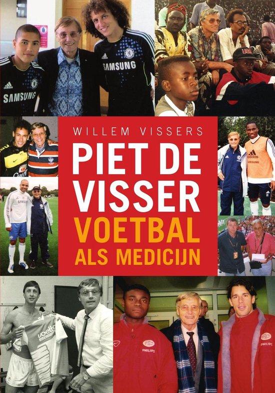 Boek cover Piet de Visser van Willem Vissers (Paperback)