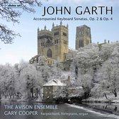John Garth ; Keyboard Sonatas, Op.