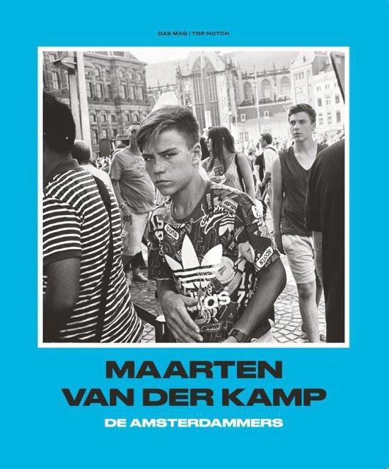 De Amsterdammers - Maarten van der Kamp |