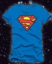 T SHIRT LOGO SUPERMAN S /CP