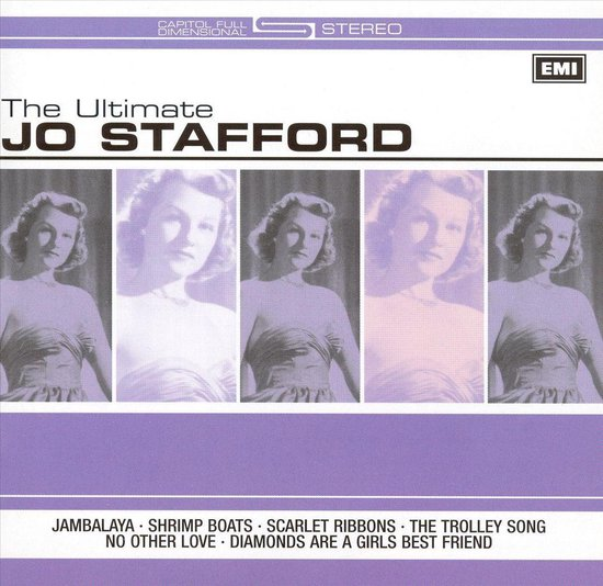 The Ultimate Jo Stafford