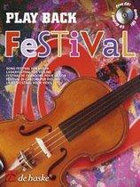 Viool Play back festival