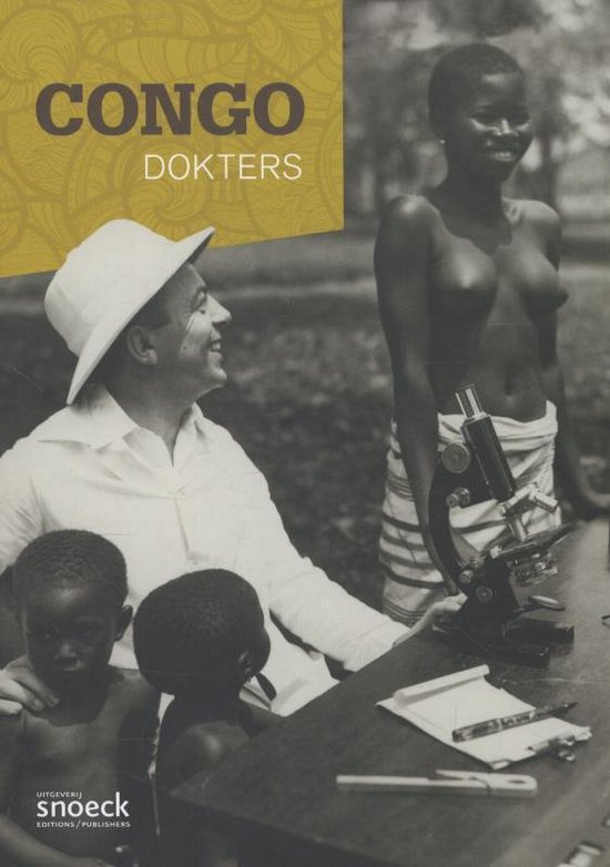 Congo dokters - Colette Barbier |