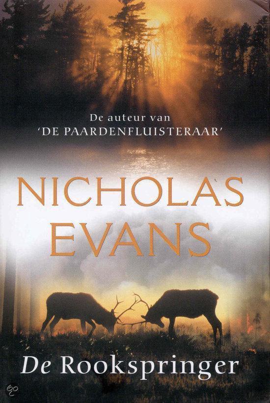De rookspringer - Nicholas Evans  