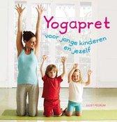 Yogapret voor jonge kinderen en jezelf