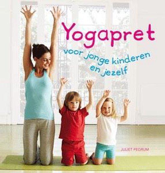 Yogapret voor jonge kinderen en jezelf - J. Pegrum  