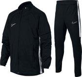 Nike Academy  Trainingspak - Maat 152  - Unisex - zwart/wit Maat L-152/158